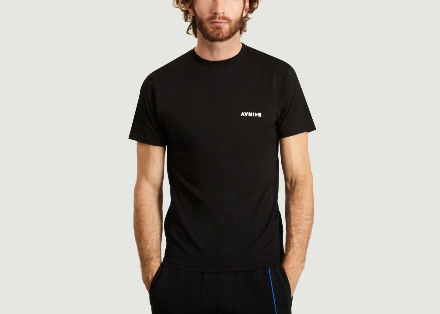 T-Shirt Logotypé Vertical - AVNIER