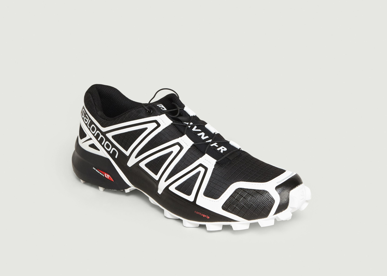 9caf3d2a81ff 4 AVNIER x Salomon Speedcross Trainers Black AVNIER