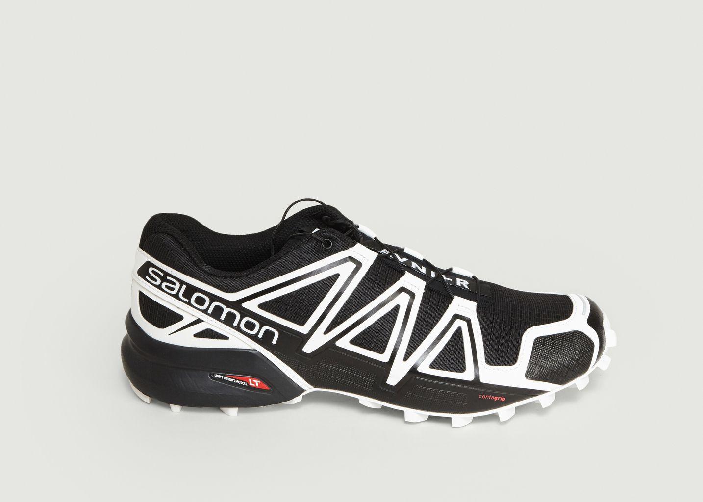701666a0c4b3 Sneakers Speedcross 4 AVNIER x Salomon Noir AVNIER