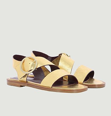 Sandales Travers