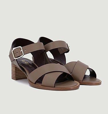 Sandales à talons Paques