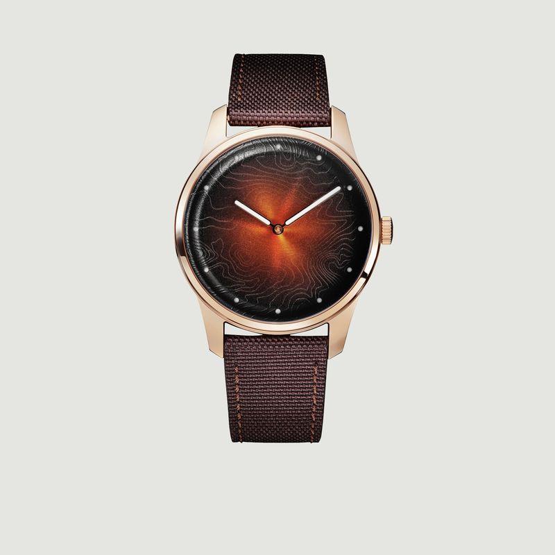 Montre avec bracelet toile Origins - Awake Concept