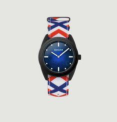 Montre La Bleue Nato Tricolore