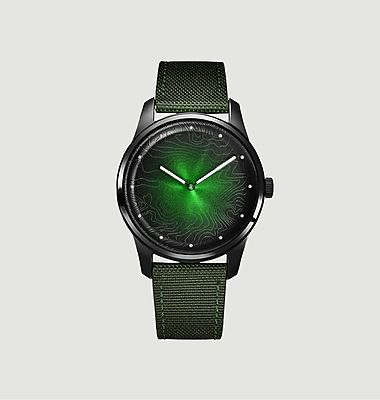 Montre Green Witch