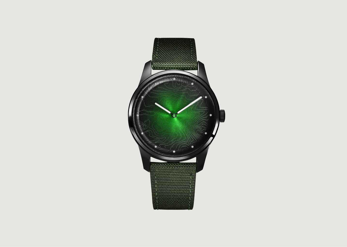 Montre Green Witch  - Awake Concept