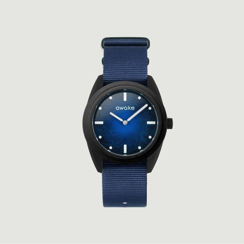 Montre La Bleue Marine  - Awake Concept
