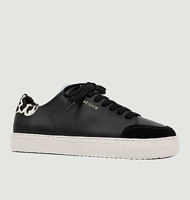 Sneakers en cuir Clean 90 Triple Animal