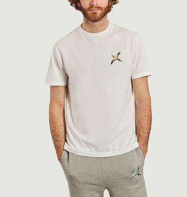 T-shirt oiseau