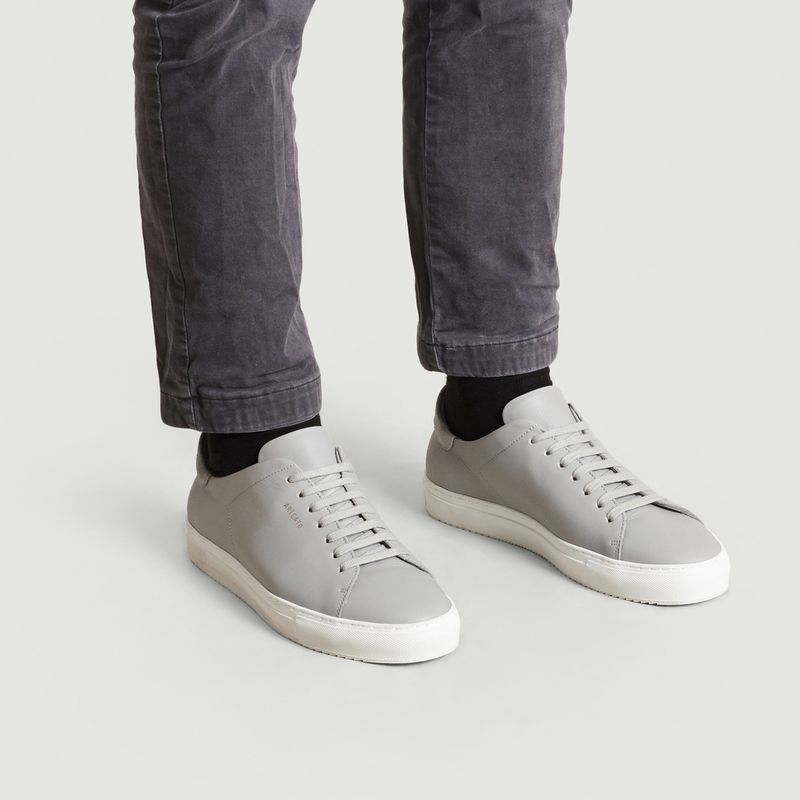 Clean 90 Trainers Light Grey Axel