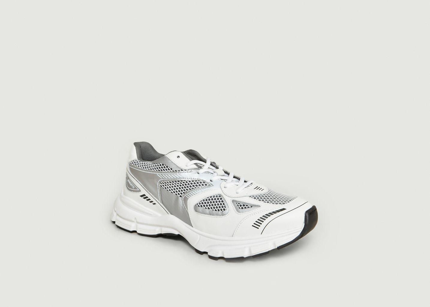 Marathon Runner Sneakers White Axel