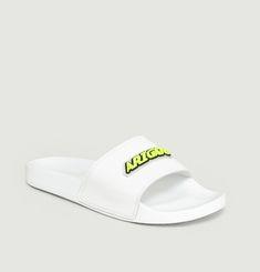 Sandales Claquettes Slide