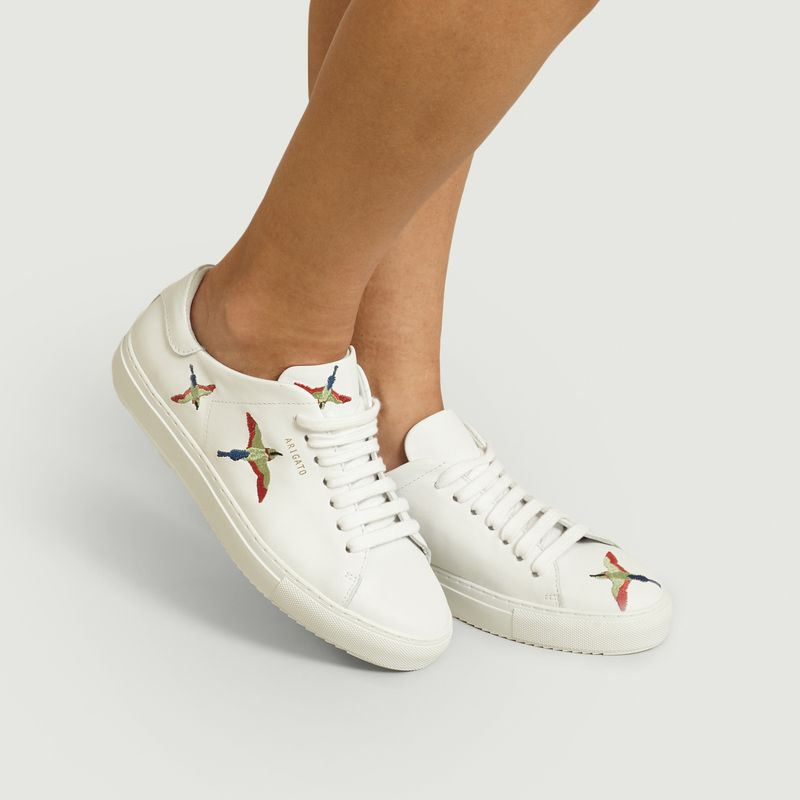 Clean 90 Leather Sneakers With