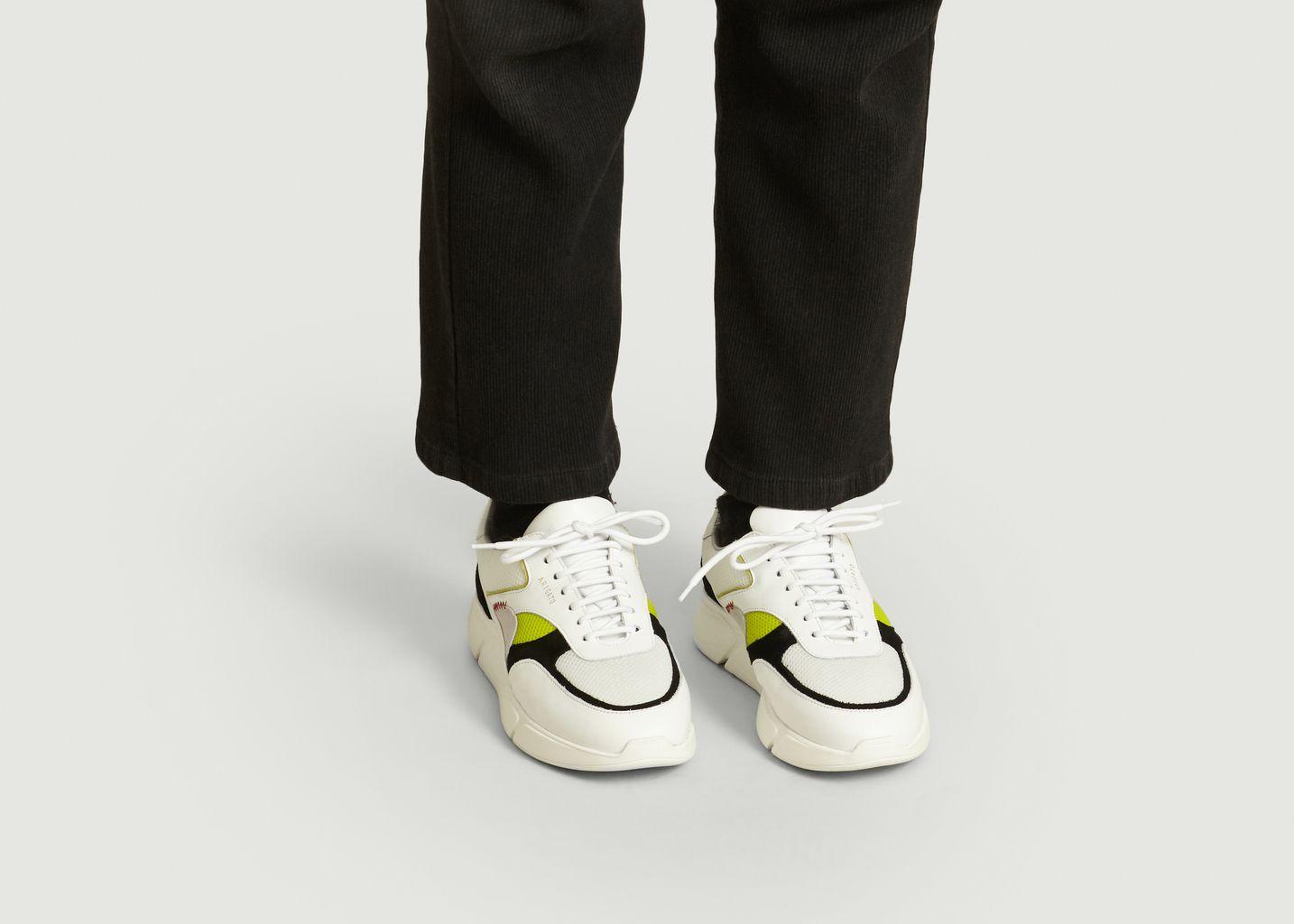 Mesh Sneakers Multicolor Axel Arigato