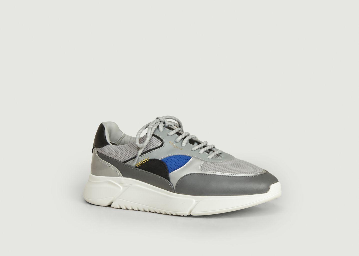 Sneakers en cuir et mesh Genesis - Axel Arigato