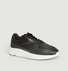 Sneakers Cuir Et Mesh Genesis