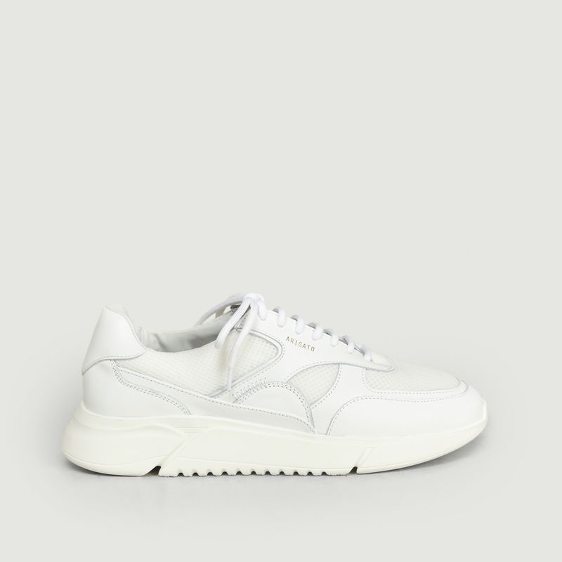 Sneakers Cuir Et Mesh Genesis - Axel Arigato