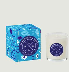 Pop Up B Comme Bougie x Brigade de L'Amour Candle