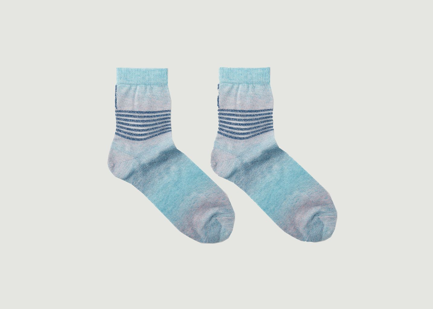Chaussette Tie And Dye Borealis - Badelaine