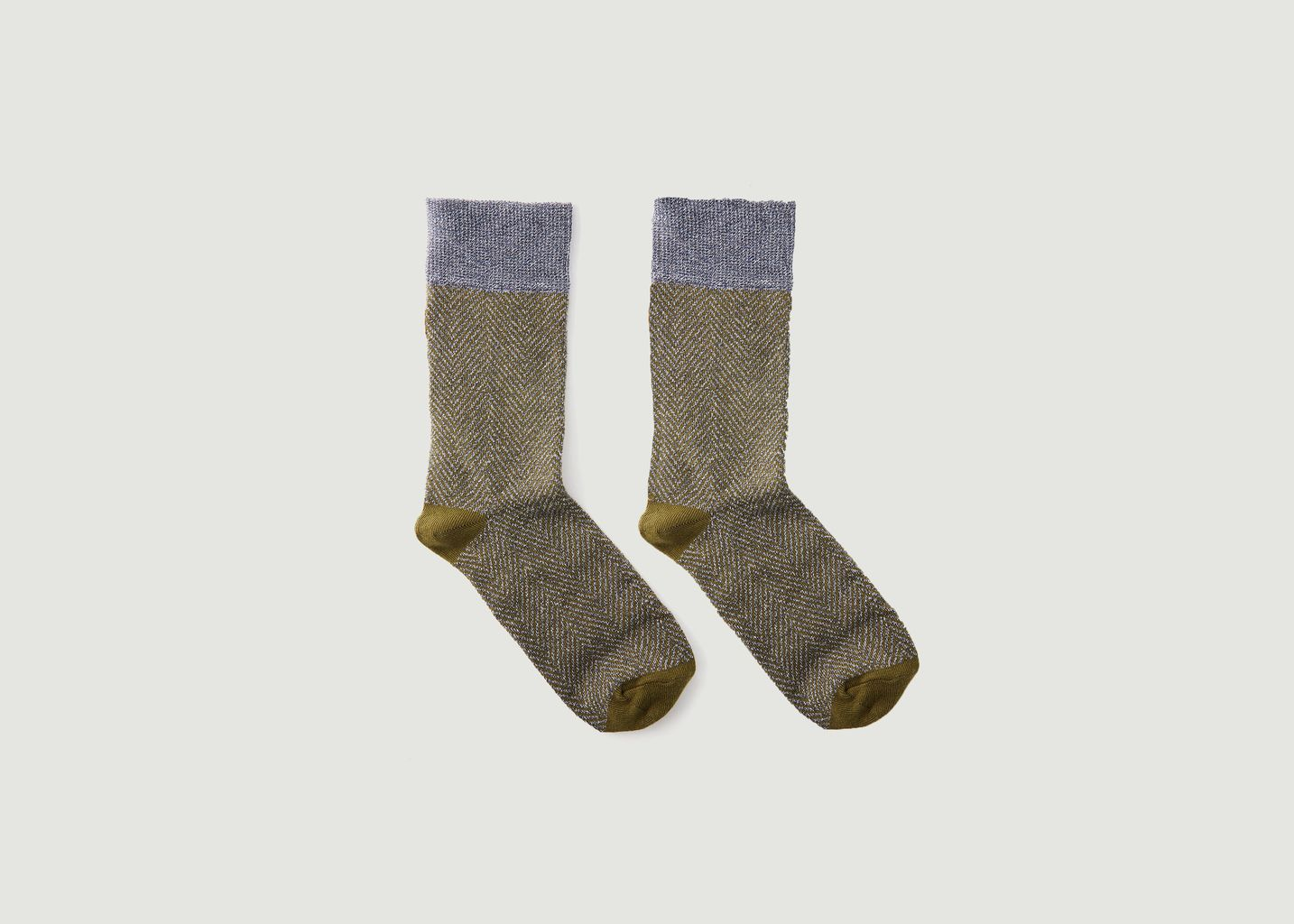 Chaussettes Chevrons - Badelaine