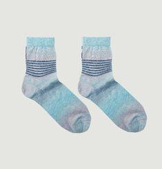 Borealis Tie Dye Socks