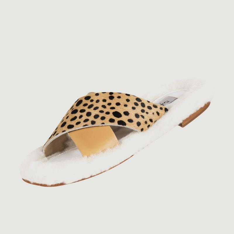 Sandale Eva féline - Bagllerina