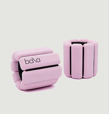 Bracelets poids Bala 900g