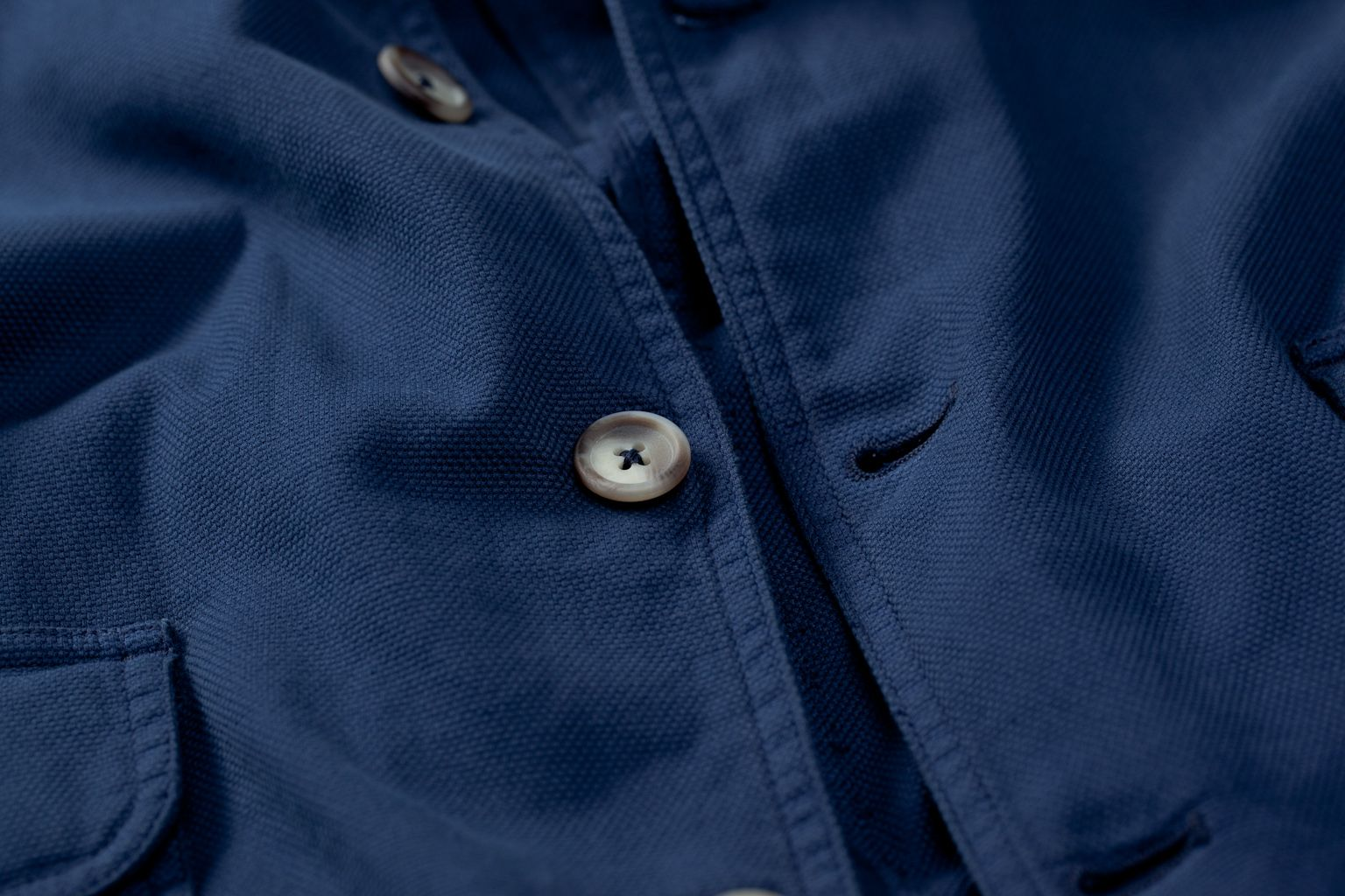 Coton Balibaris Piqué L'exception Marine Bleu Blouson CAdq0YBwxA