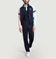 Ensemble Survêtement Sergio Tacchini x Band of Outsiders