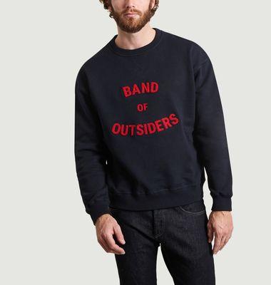 Sweatshirt Band Logo