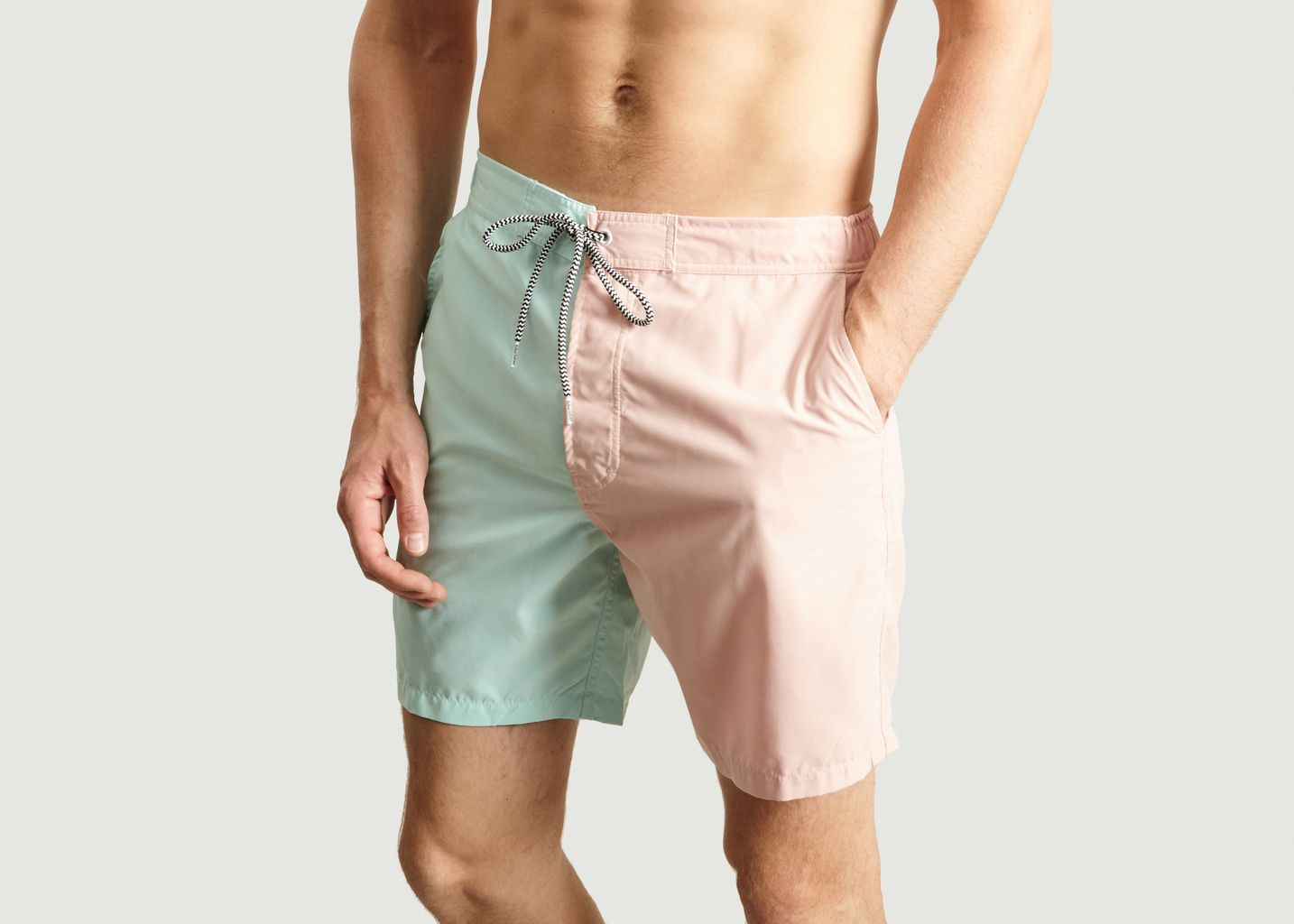 Two Tone Trunks Boardies X Band Of Outsiders