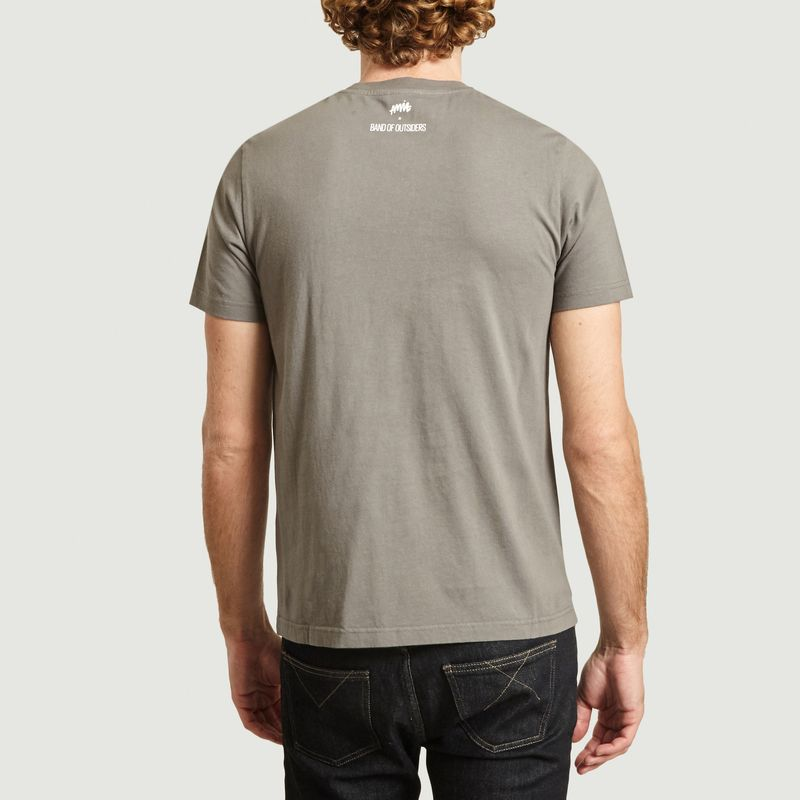 T-shirt Riso Dude Band Of Outsiders x Amit  - Band Of Outsiders