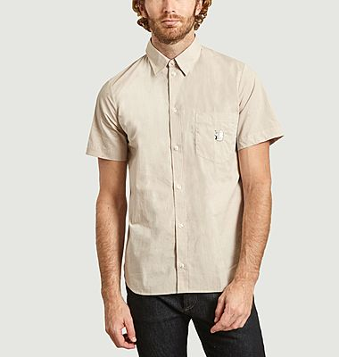 Chemise washed Band Of Outsiders x Amit