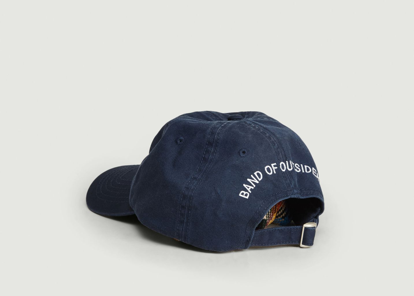 Casquette B logo brodée  - Band Of Outsiders