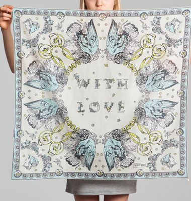 Foulard With Love