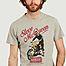 matière T-shirt Steve McQueen imprimé moto - Barbour International