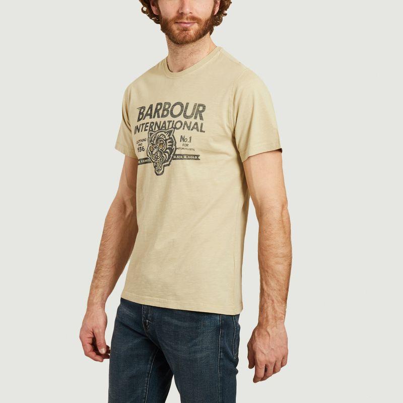 Print tiger t-shirt  - Barbour International