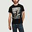 T-shirt Steve McQueen affiche course de motos - Barbour International