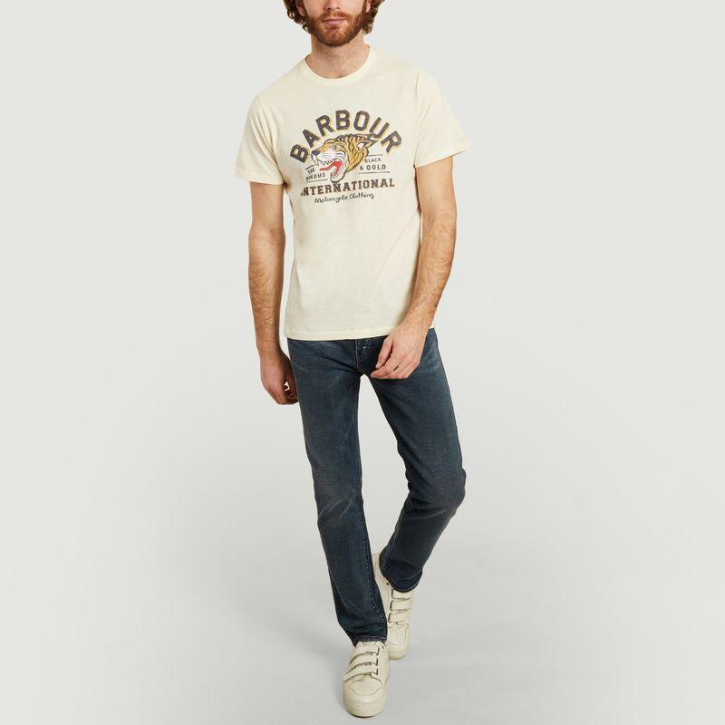 International T-shirt - Barbour International