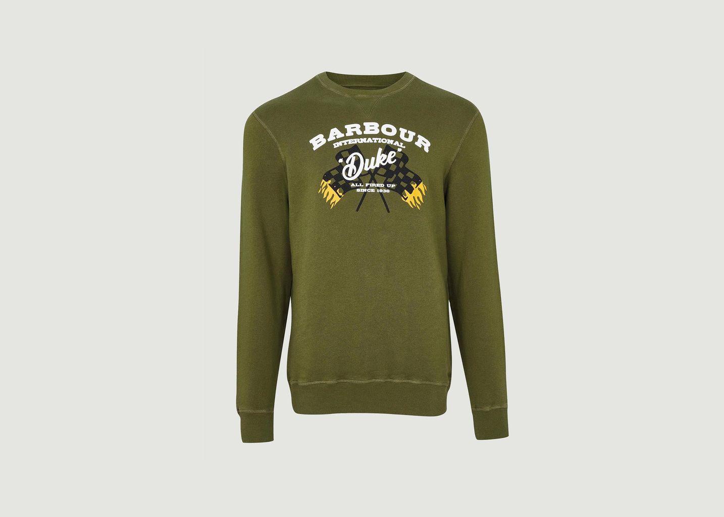 Sweatshirt  Famous Duke - Barbour International