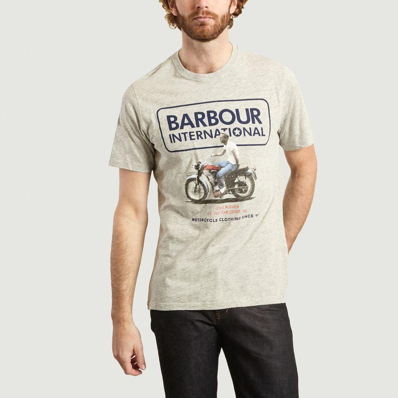 Steve McQueen™ t-shirt - Barbour International