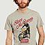 matière McQueen print t-shirt  - Barbour