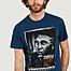 matière T-shirt Steve McQueen affiche  - Barbour