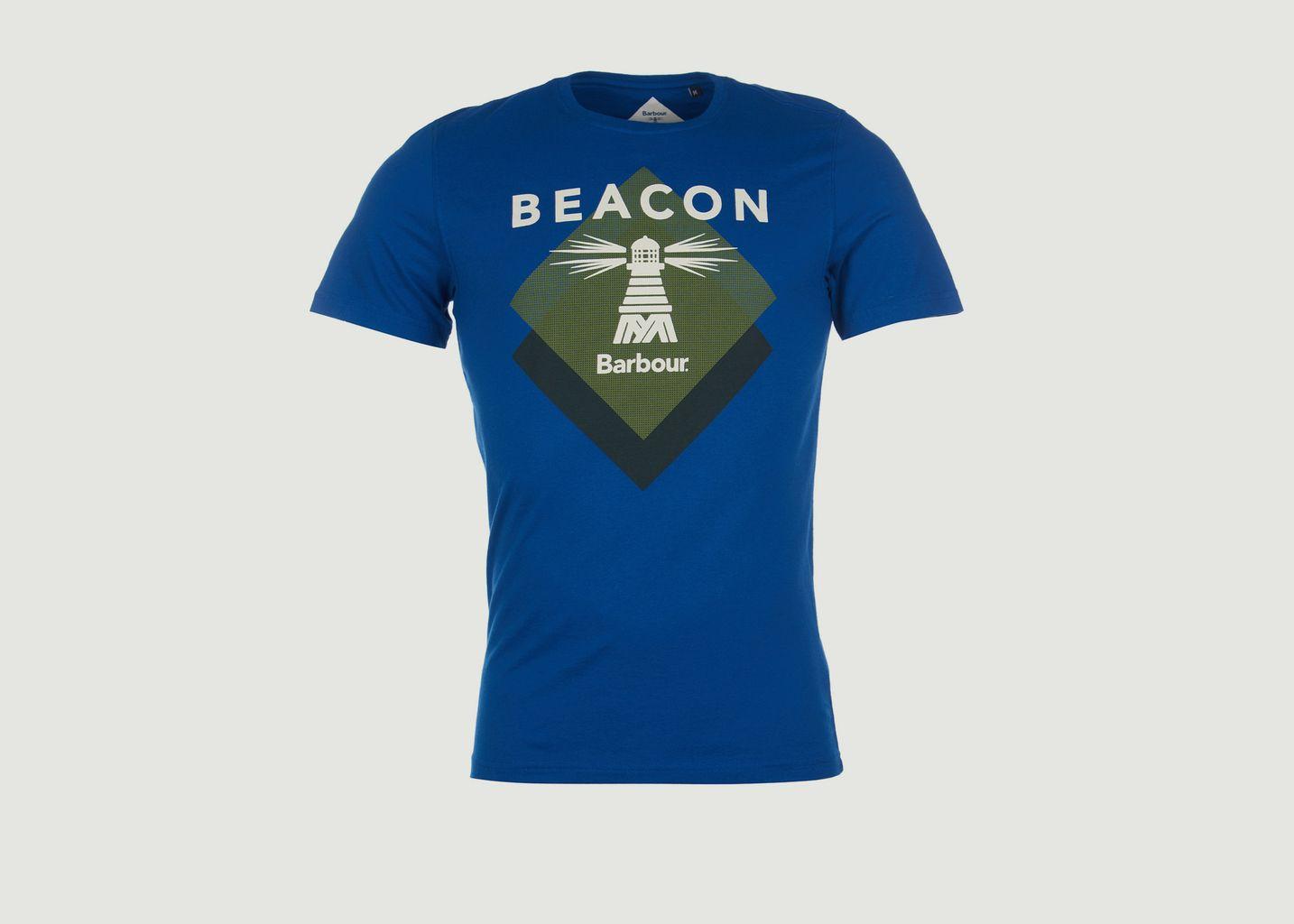 T-shirt Beacon Radar - Barbour