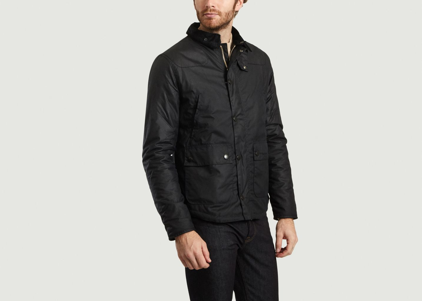 Reelin Wax Jacket - Barbour
