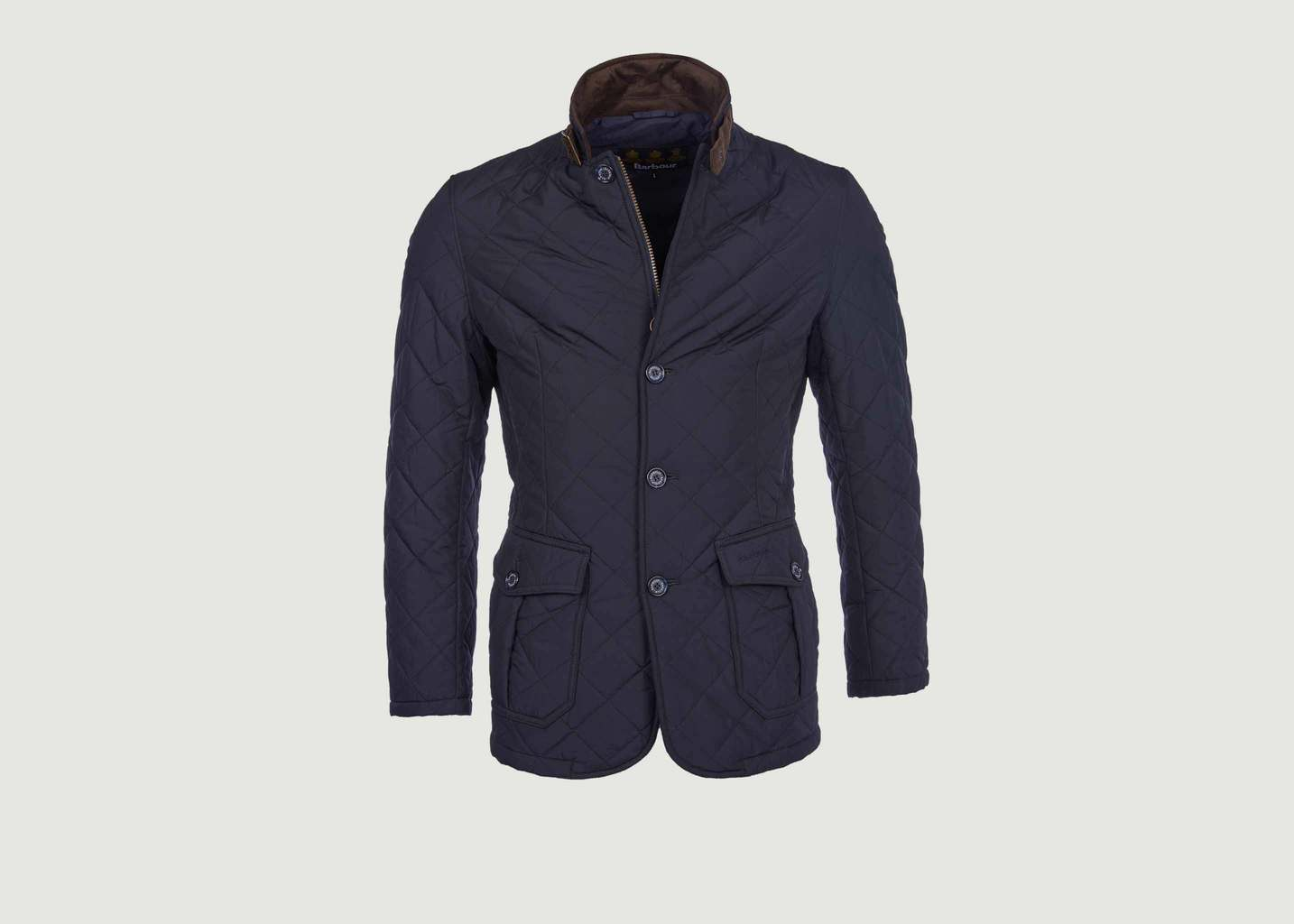 Quilted Lutz - Barbour