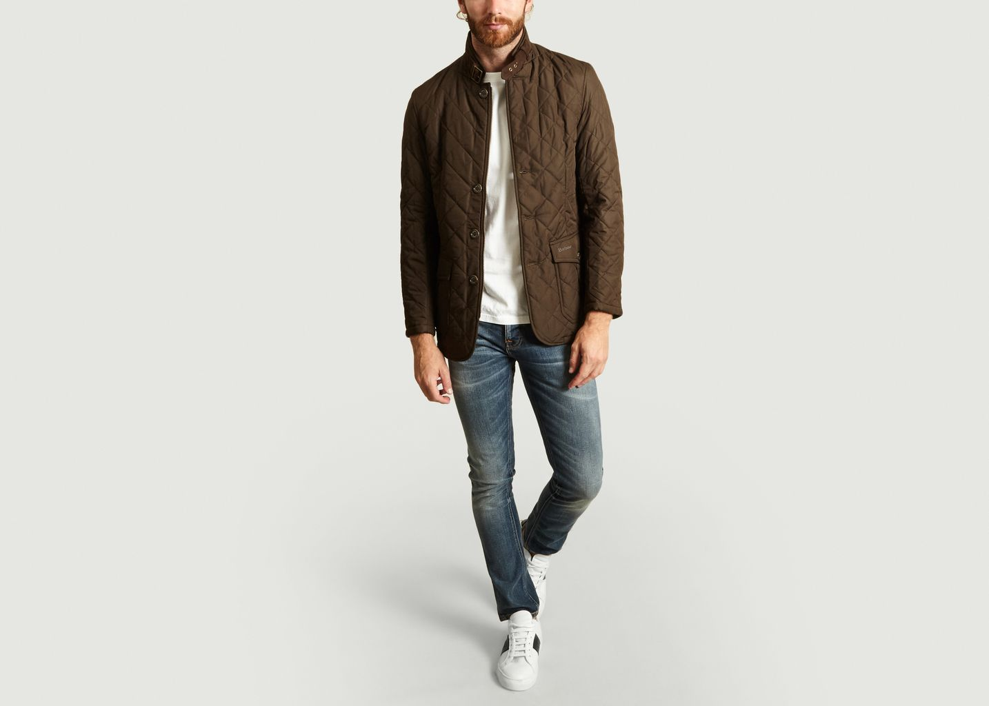 Manteau Lutz Matelassé - Barbour