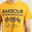 matière T-shirt siglé Steve Mc Queen race - Barbour