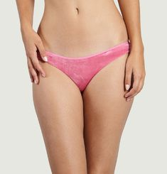Bell Velour Knickers