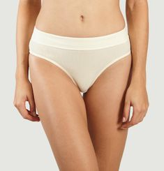 Bell Ribbed Knickers