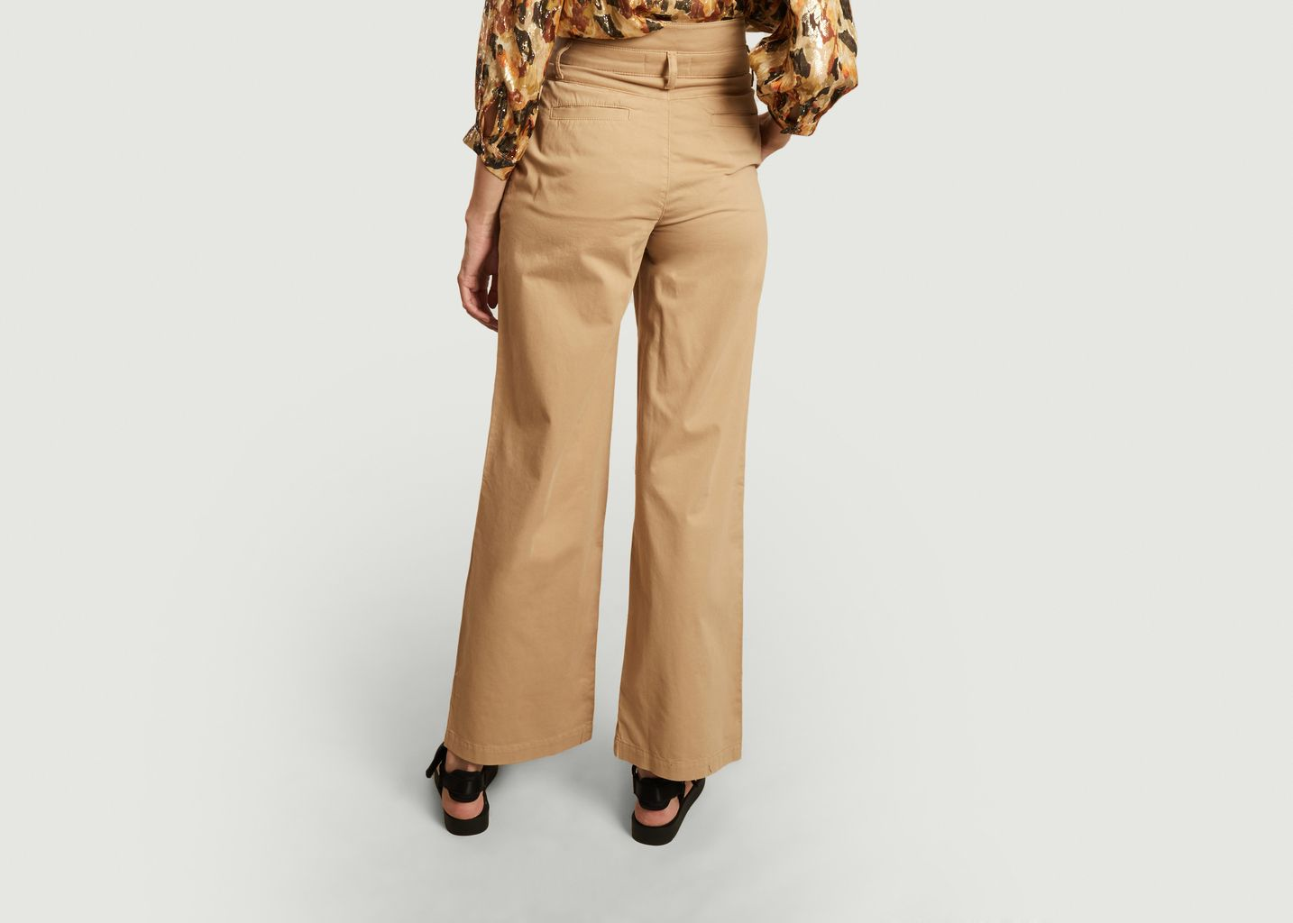 Pantalon ample Boy - Ba&sh